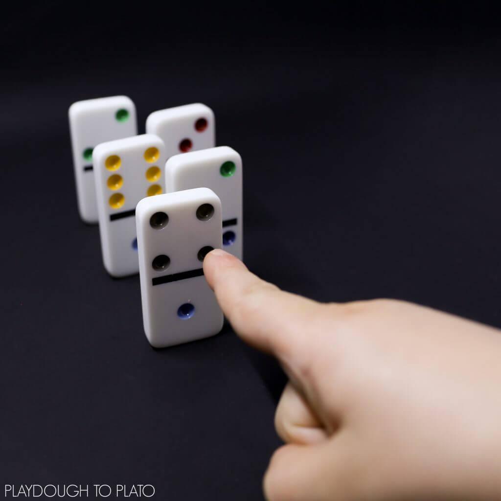 dominoes-experiments