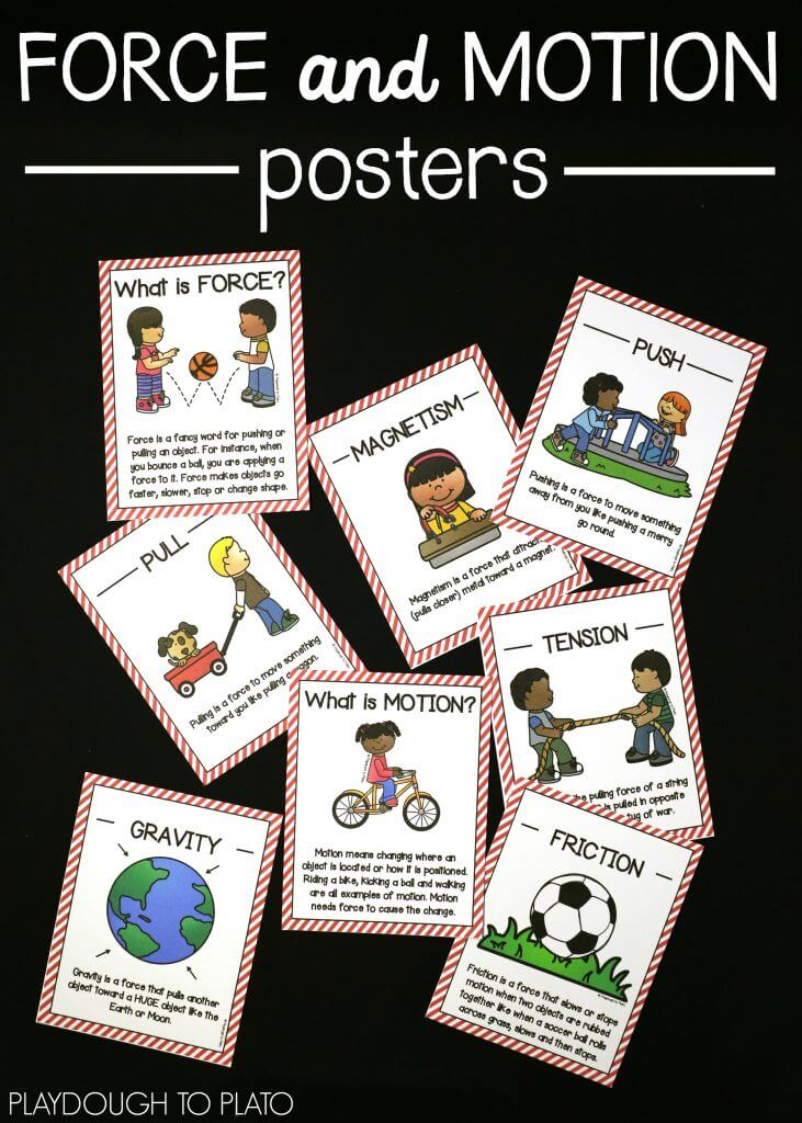 force-and-motion-posters