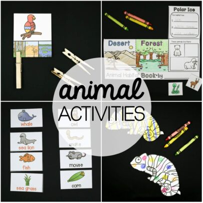 animal-activity-pack