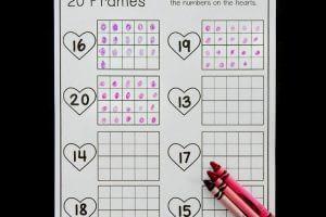 Valentine Twenty Frames