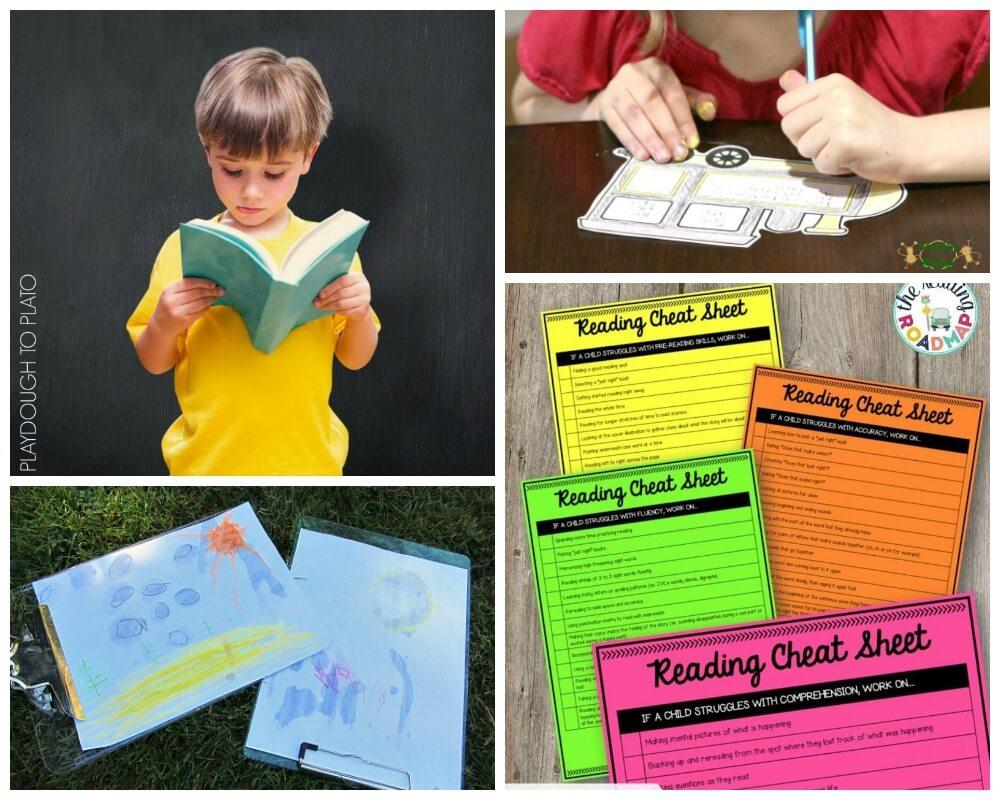 - Reading Comprehension Activities - Playdough To Plato