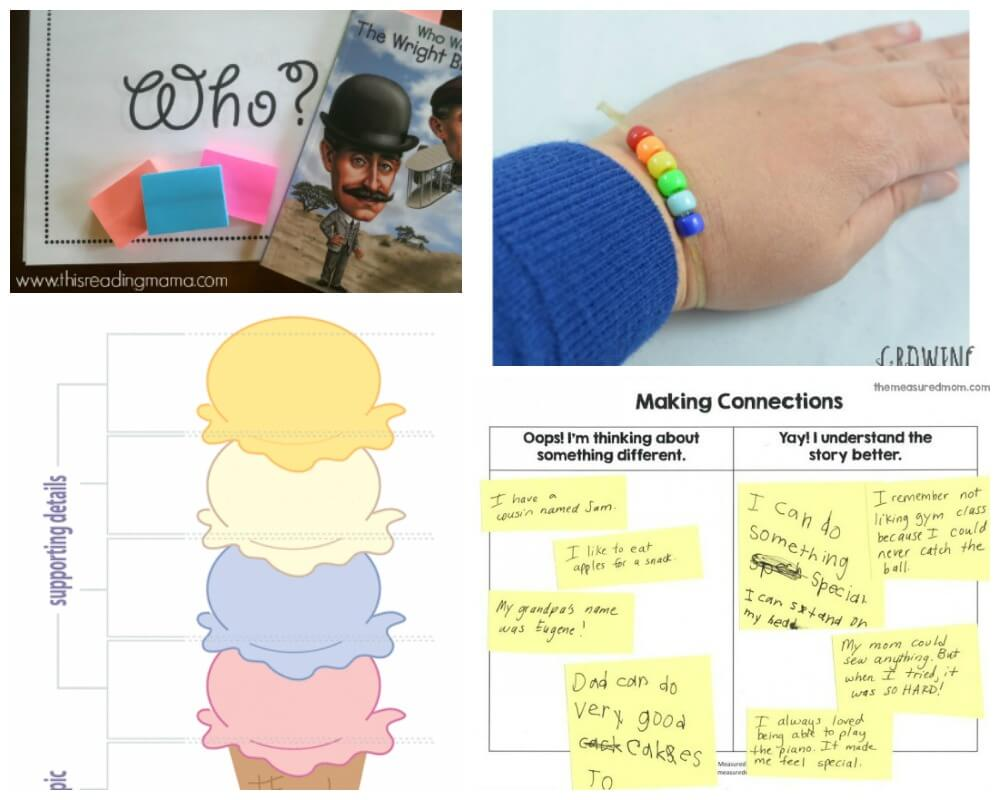 - Reading Comprehension Activities - Playdough To Plato