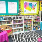 Gorgeous Classroom Libraries