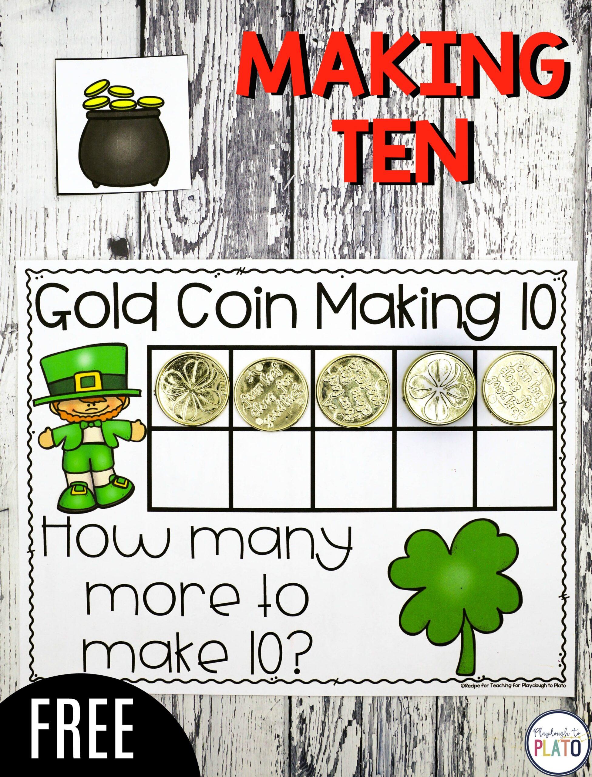 Leprechaun Making 10