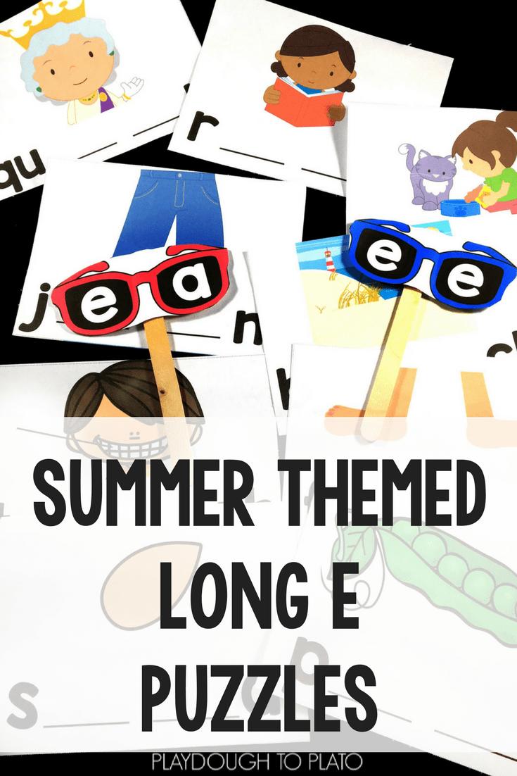 Summer Long E Cards