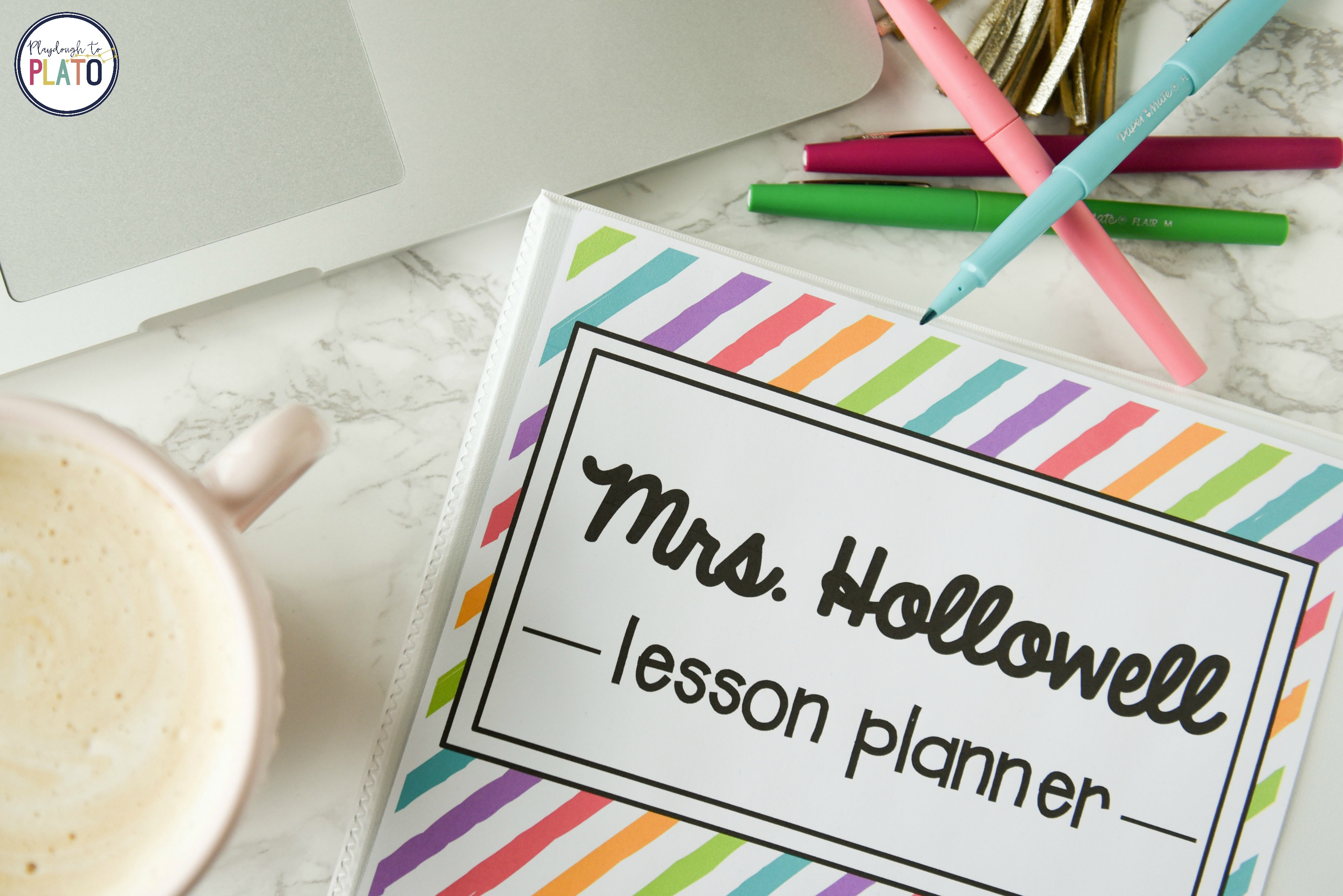Free Teacher Planner - Playdough To Plato on personalized day planner, letter size planner, printable planner, d*i*y planner, daily planner, 3 prong planner, monthly planner, business planner, small three-ring planner,