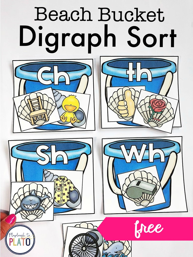 Beach Bucket Digraph Sort