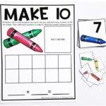 Crayon Ten Frames