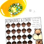 Acorn Roll and Cover