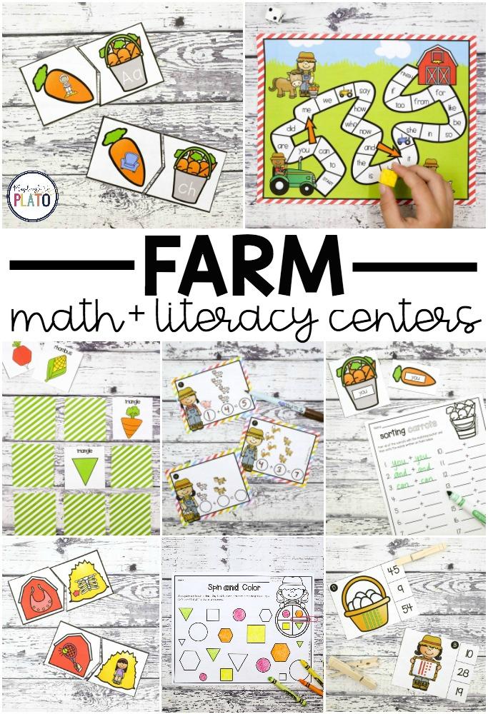 Farm Activities!