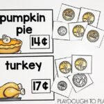 Thanksgiving Money Activity