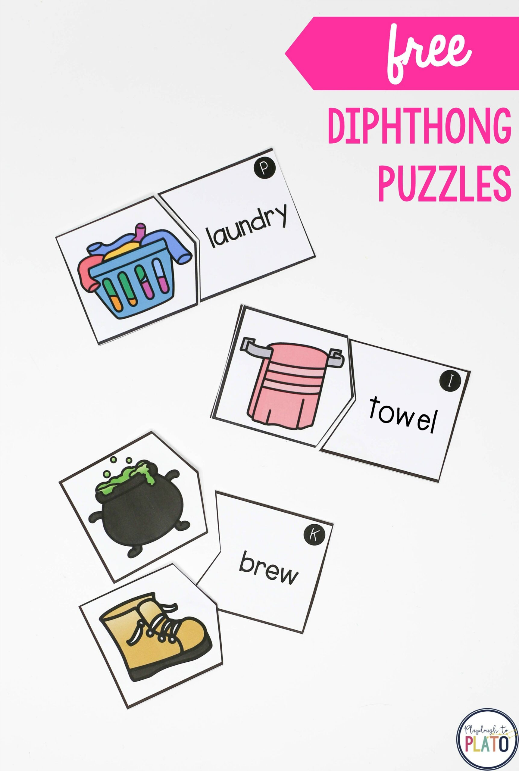 Diphthong Puzzles