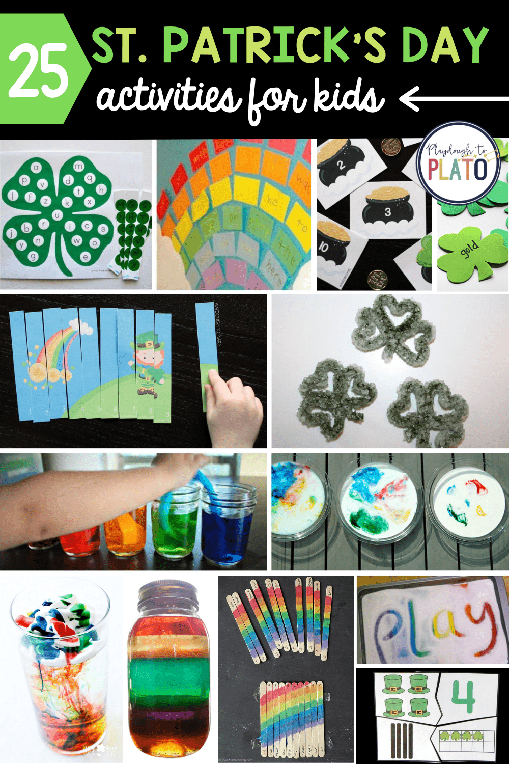 25 St. Patrick's Day Activities for Kids