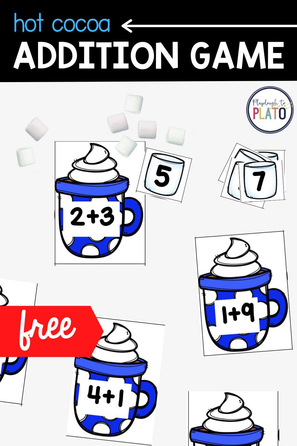 Hot Cocoa Addition Game